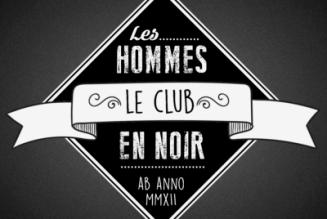 L'incendie de Notre-Dame de Paris dans le club des hommes en noir