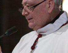 Mgr Patrick Jacquin, RIP