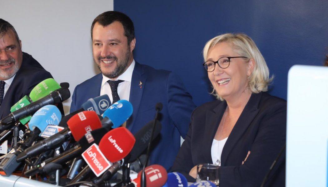 Lancement du « Front de la liberté », alliance électorale en vue des élections européennes