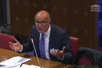 Bioéthique: Jean-Marie Le Méné auditionné par les parlementaires