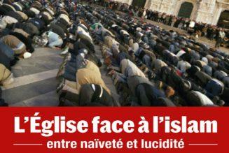 Les évêques et prêtres français qui critiquent l'islamisation n'ont pas de relais