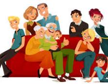 Confinement : la famille, une valeur refuge