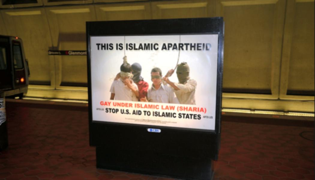 Le carburant islamique des agressions contre les personnes homosexuelles