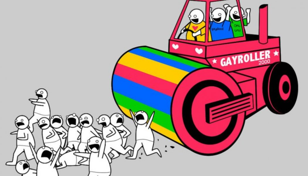 Des victimes du lobby LGBT créent un collectif de soutien