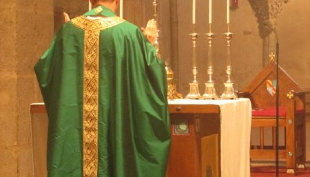 A Villars-les-Dombes (01), le cardinal Robert Sarah met en avant le chant grégorien