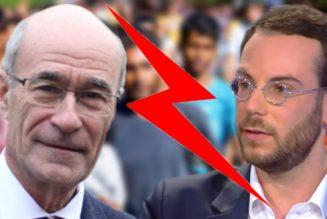 """Jean-Yves Le Gallou : """"Clément Viktorovitch est un menteur !"""""""