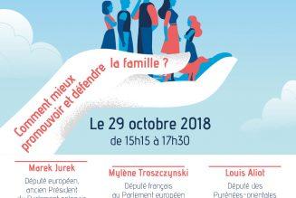 Colloque international pour défendre la famille