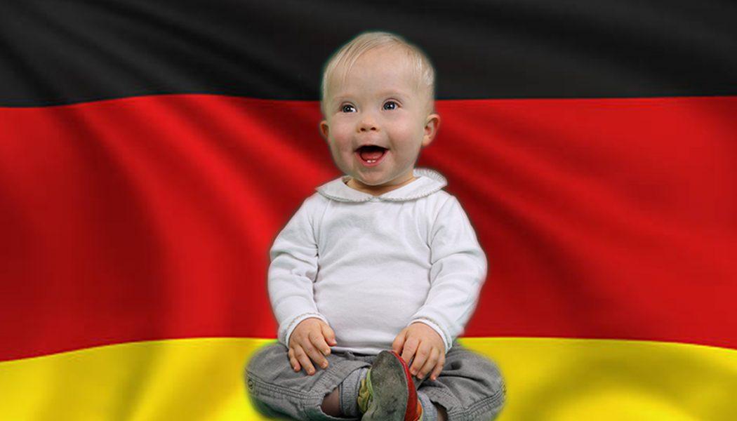 Excellente initiative contre l'eugénisme en Allemagne