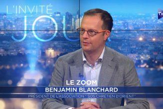 Benjamin Blanchard : La Syrie, du chaos à l'espérance