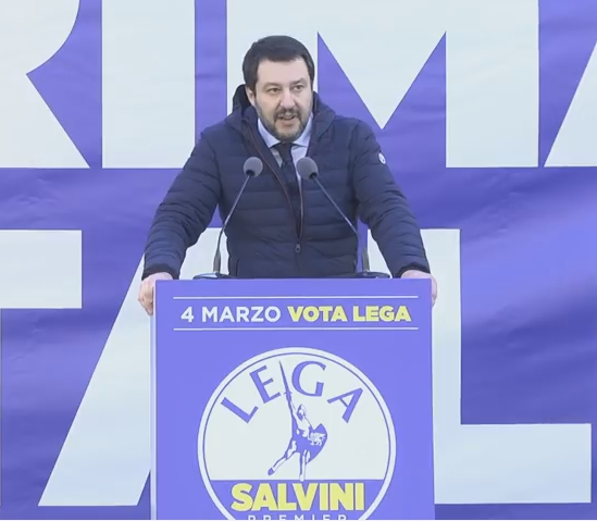 Italie : Matteo Salvini semble avoir perdu son pari