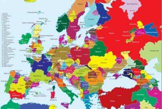 """Déconstruction de la France : l'Alsace réunie va devenir """"collectivité européenne d'Alsace"""""""