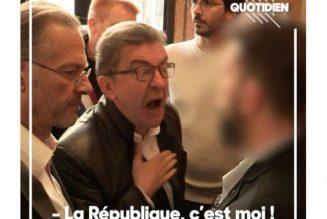 Finalement, Jean-Luc Mélenchon est un bon franc-maçon