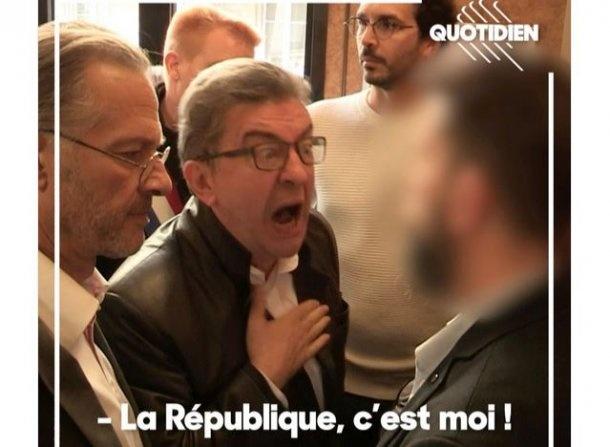 Le Grand Orient de France veut suspendre Jean-Luc Mélenchon de la franc-maçonnerie