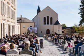 Bénédiction de la nouvelle église à Chéméré-le-Roi