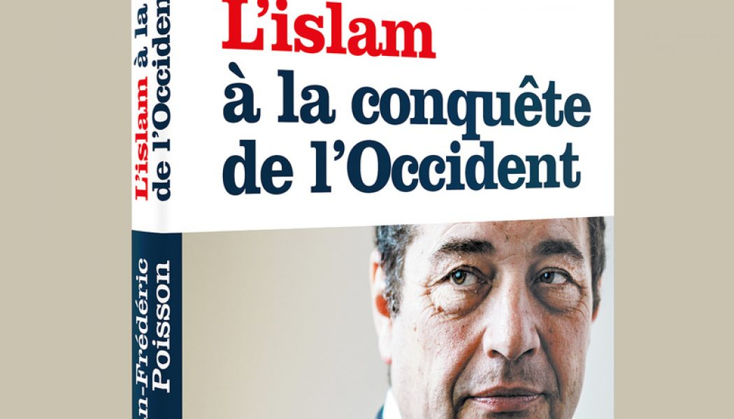 Jean-Frédéric Poisson recevra le prix du club des lecteurs au Salon du livre de Cosne-sur-Loire