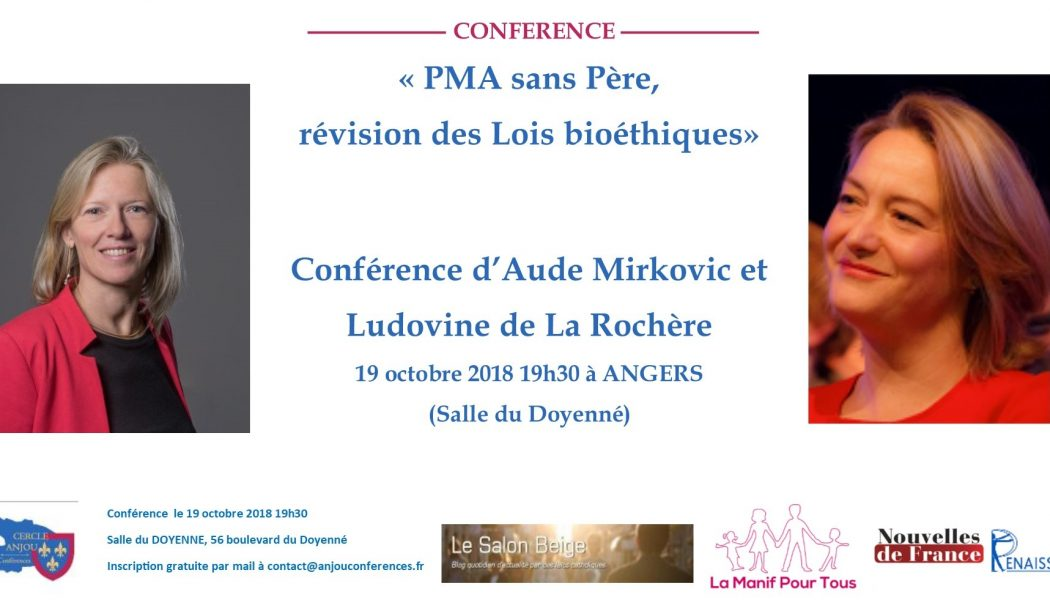La mairie d'Angers tente de faire annuler la réunion pro-famille