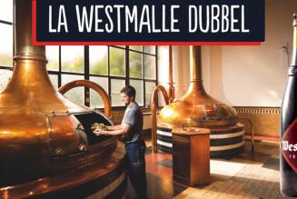 La WestmalleDubbel, une bière brassée par les moines trappistes