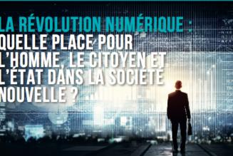 Suivez en direct le colloque sur la Révolution numérique