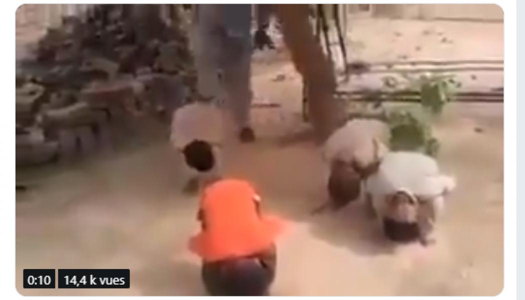 L'ONU veut imposer à la France le port de la burqa, mais reste aveugle sur la violence sur les enfants en pays musulman