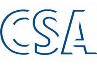 Le CSA, bubon soviétoïde