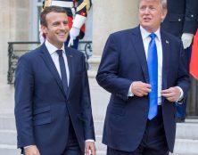 Macron invite l'Iran au G7