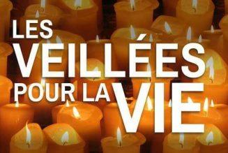 Presque 230 veillées pour la Vie en France