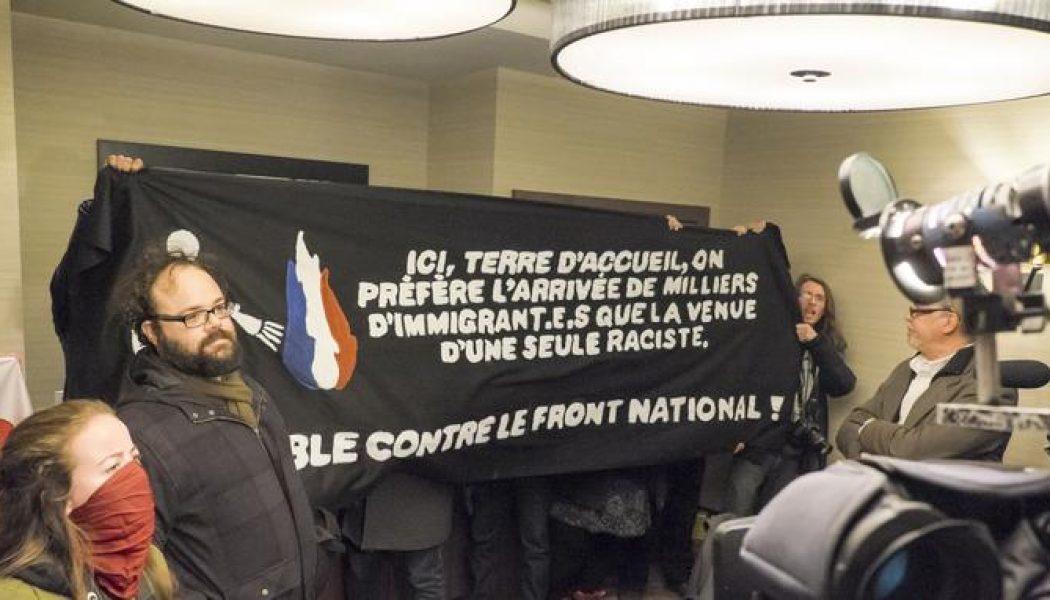 Lutte contre l'immigration : au tour du Québec…