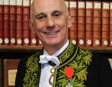 Michel Zink reçu à l'Académie française