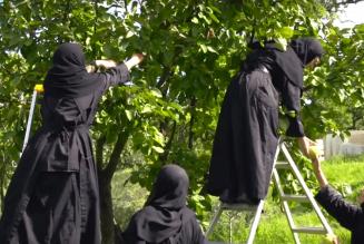 Les soeurs orthodoxes du Monastère de Solan en Provence