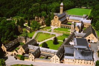 La mythique bière des moines trappistes de l'abbaye d'Orval en Belgique