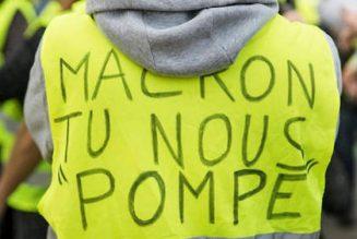 Les gilets jaunes fédèrent les oppositions à Macron