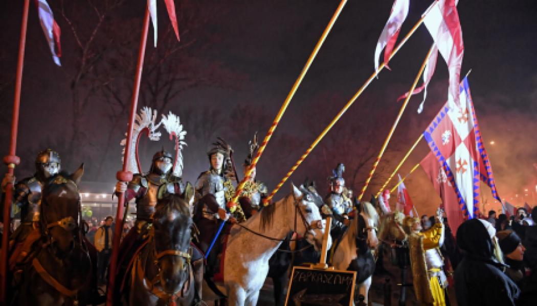 La Pologne célèbre son indépendance nationale