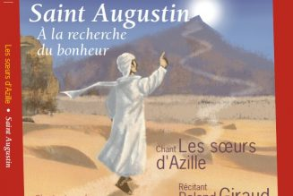 Un CD sur saint Augustin