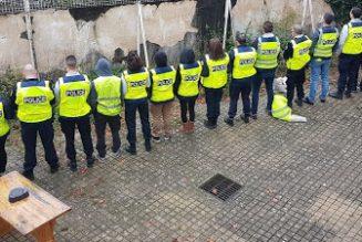 La police avec les Gilets Jaunes ?