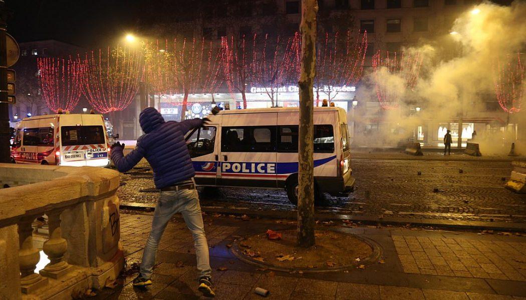 130 personnes en garde-à-vue mais aucun activiste d'extrême-droite