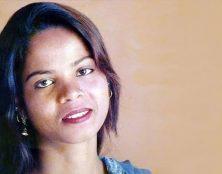 De passage en France, Asia Bibi y a demandé l'asile politique