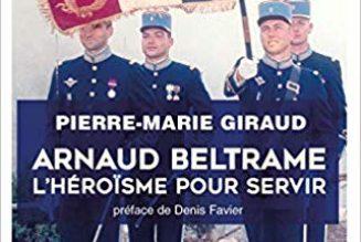 Le Colonel Beltrame à l'honneur