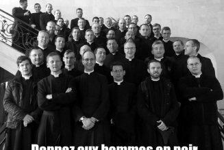 """""""Black Friday"""" : donnez aux hommes en noir"""