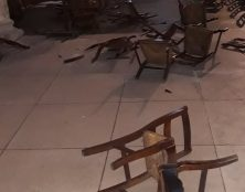 Bordeaux : vandalisée, l'église Sainte-Croix ferme