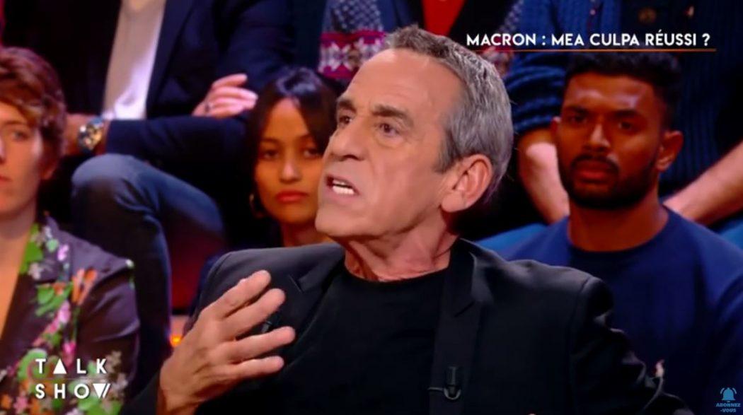 Thierry Ardisson : «Macron est le Gauleiter de Juncker»