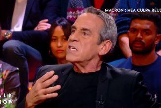 """Thierry Ardisson : """"Macron est le Gauleiter de Juncker"""""""