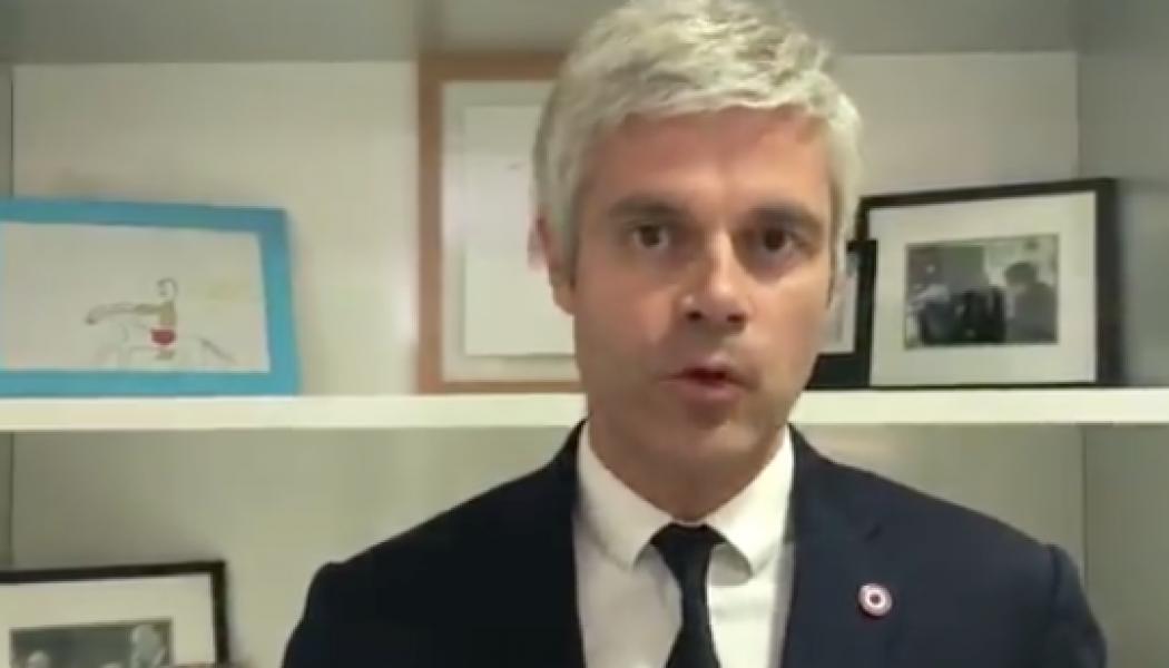 Laurent Wauquiez appelle Emmanuel Macron à intervenir en faveur d'Asia Bibi