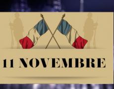 Terres de Mission : Centenaire de l'armistice du 11 novembre 1918
