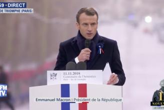 Diplomatie : Macron-Jupiter se prend les pieds dans le tapis