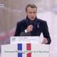 Macron couvre la France de honte