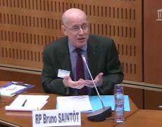 Le rôle de l'Etat selon M.Touraine : assouvir et subventionner les désirs affectifs des adultes