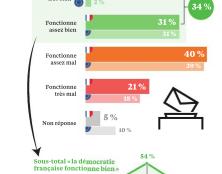 Il paraît que la démocratie ne fonctionne pas bien en France