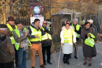 Gilets jaunes : Union des droites à Versailles
