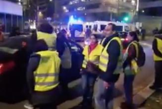 """""""Gilets jaunes"""" : une entreprise bloquée car elle emploie des étrangers"""