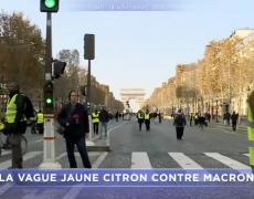 TV Libertés : Edition Spéciale Gilets jaunes